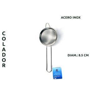 COLADOR ACERO INOX 8,5cm L-1