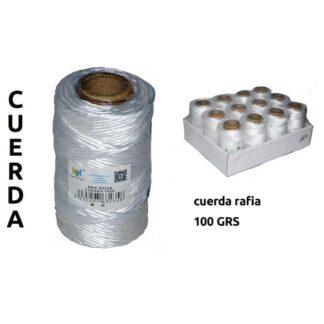 R. CUERDA RAFIA 30M 100 GR.RF-93235