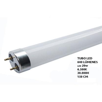 TUBO LED T8 CRISTAL RF-3003 150CM 20W 6500K