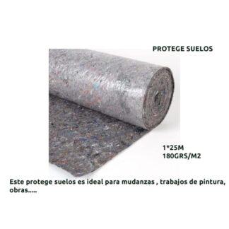 CUBRETODO PLASTIFICADO 1X25M 180GR/m2