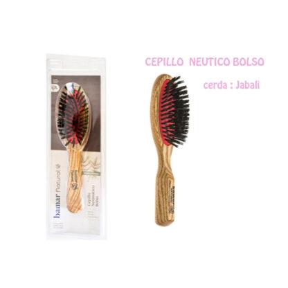 CEPILLO CABELLO NEUMATICO BOLSO JABALI 821.58.09